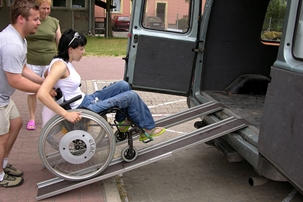 Trasporto disabilità