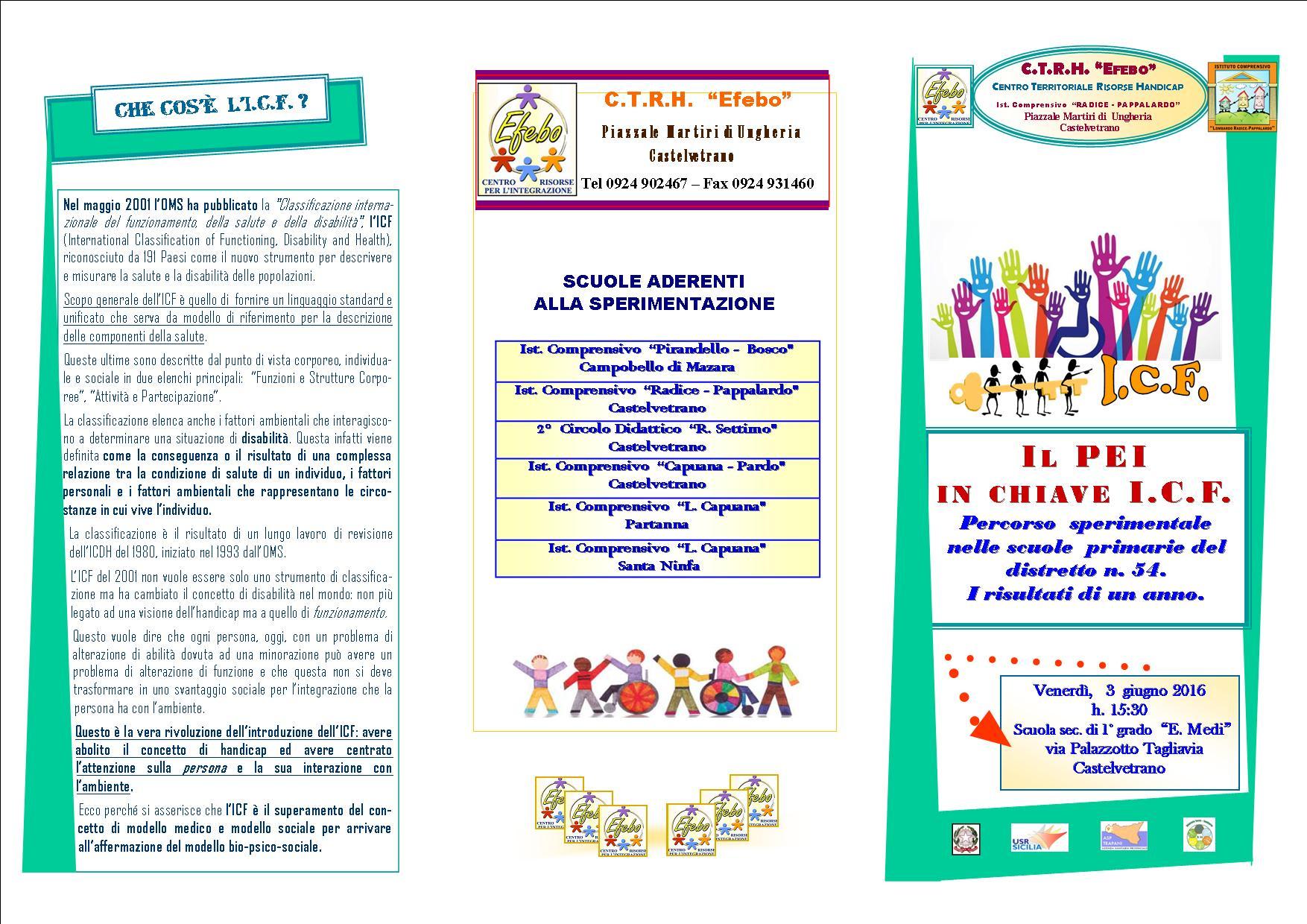 brochure icf